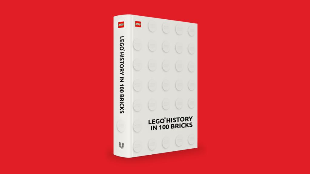 LEGO History in 100 Bricks