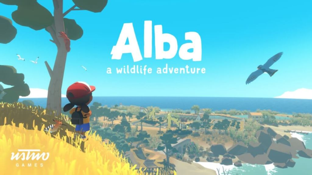 "Gra ""Alba: a Wildlife Adventure"" od Ustwo Games"