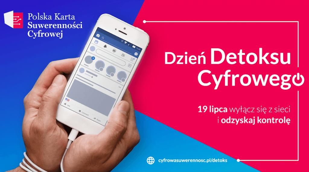 Dzień Detoksu Cyfrowego – 19 lipca 2020