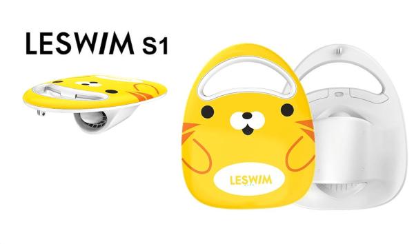 Elektryczna deska LESWIM S1 do nauki pływania