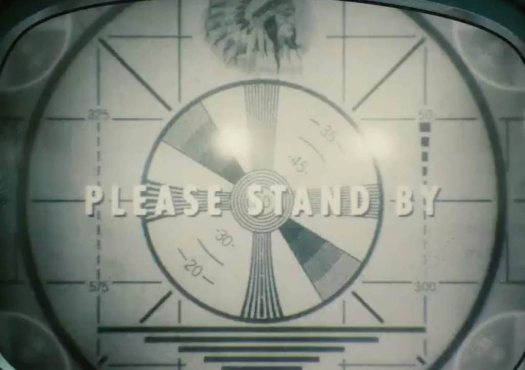 """Please Stand By """"Fallout"""" serial teaser"""