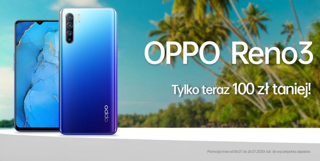 OPPO Reno3 (promocja 7/2020)