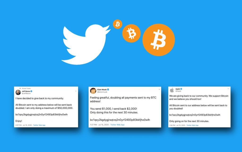 Twitter Bitcoin Scam