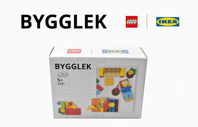 Zestaw BYGGLEK od LEGO i IKEA od 1 października 2020 r.