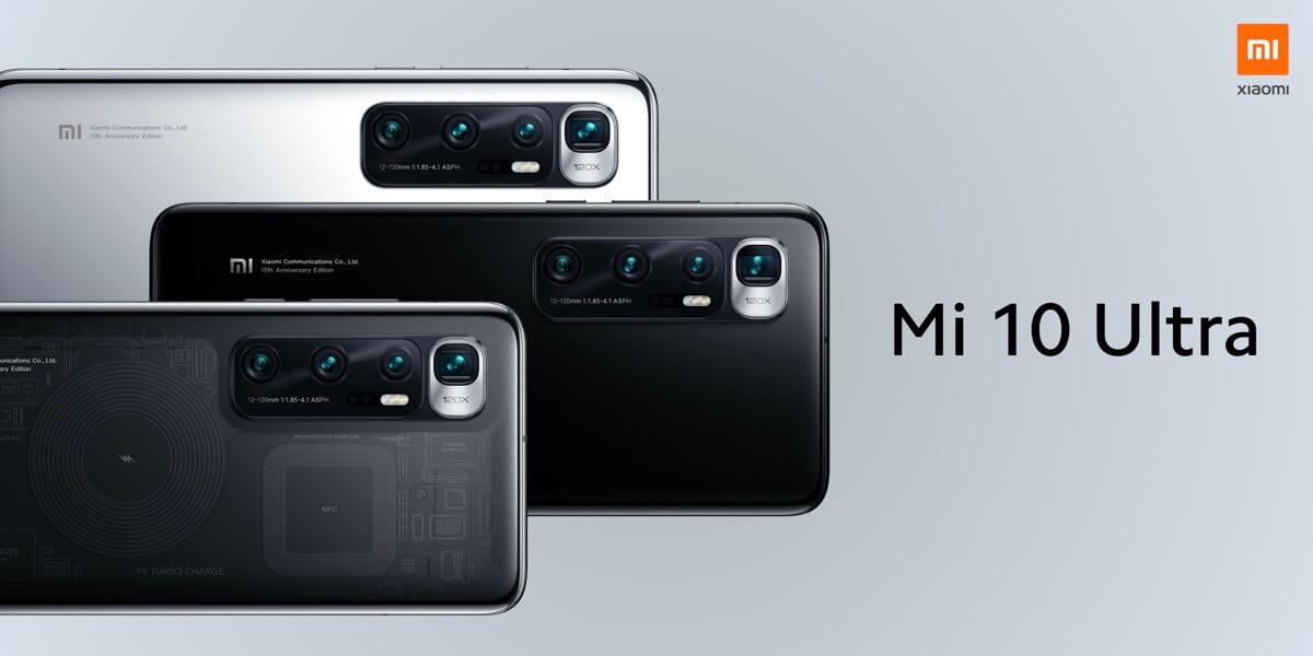 Ziomi Mi 10 Ultra