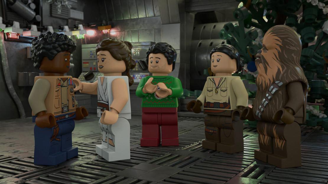 Lego Star Wars Holiday Special  (2020) Disney+