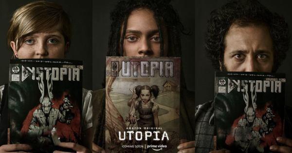 "Serial ""Utopia"" już 25 września na Amazon Prime Video"