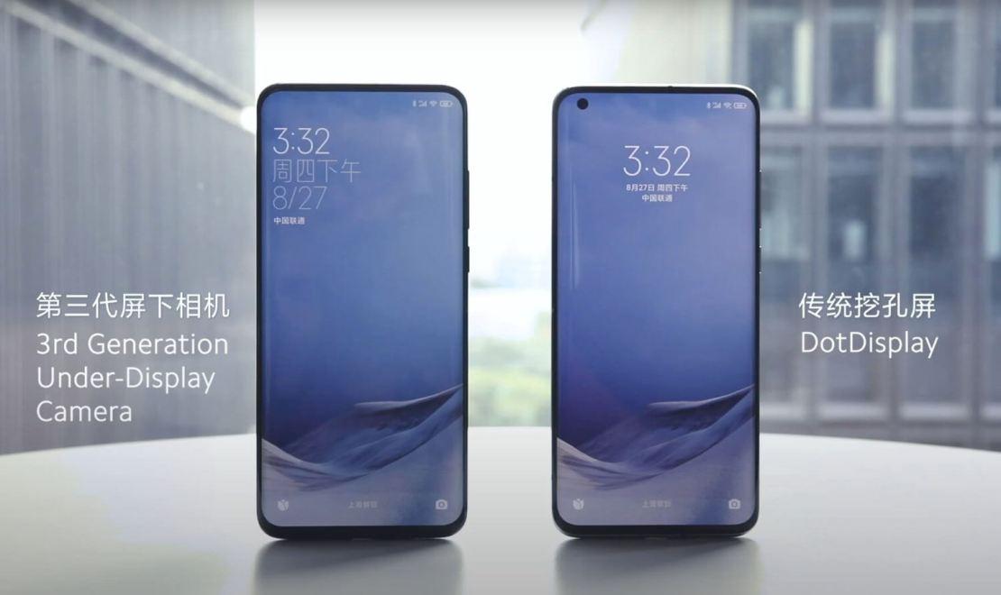 Xiaomi 3rd Generation Under-Display Camera - aparat pod wyświetlaczem