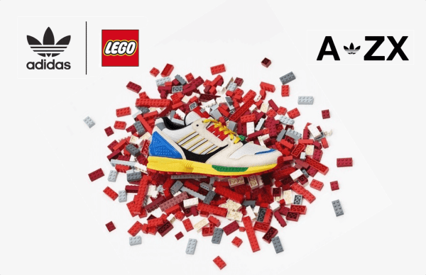 Adidas prezentuje buty sportowe LEGO