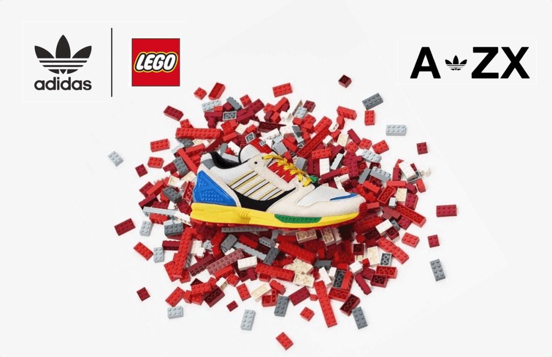 Buty Adidas A-ZX LEGO