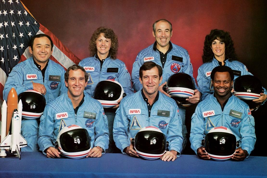 Załoga lotu Challenger (1986)