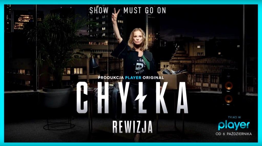 """Zapowiedź 3. sezonu serialu """"Chyłka – Rewizja"""" (premiera 6 października 2020 roku w Playerze)"""
