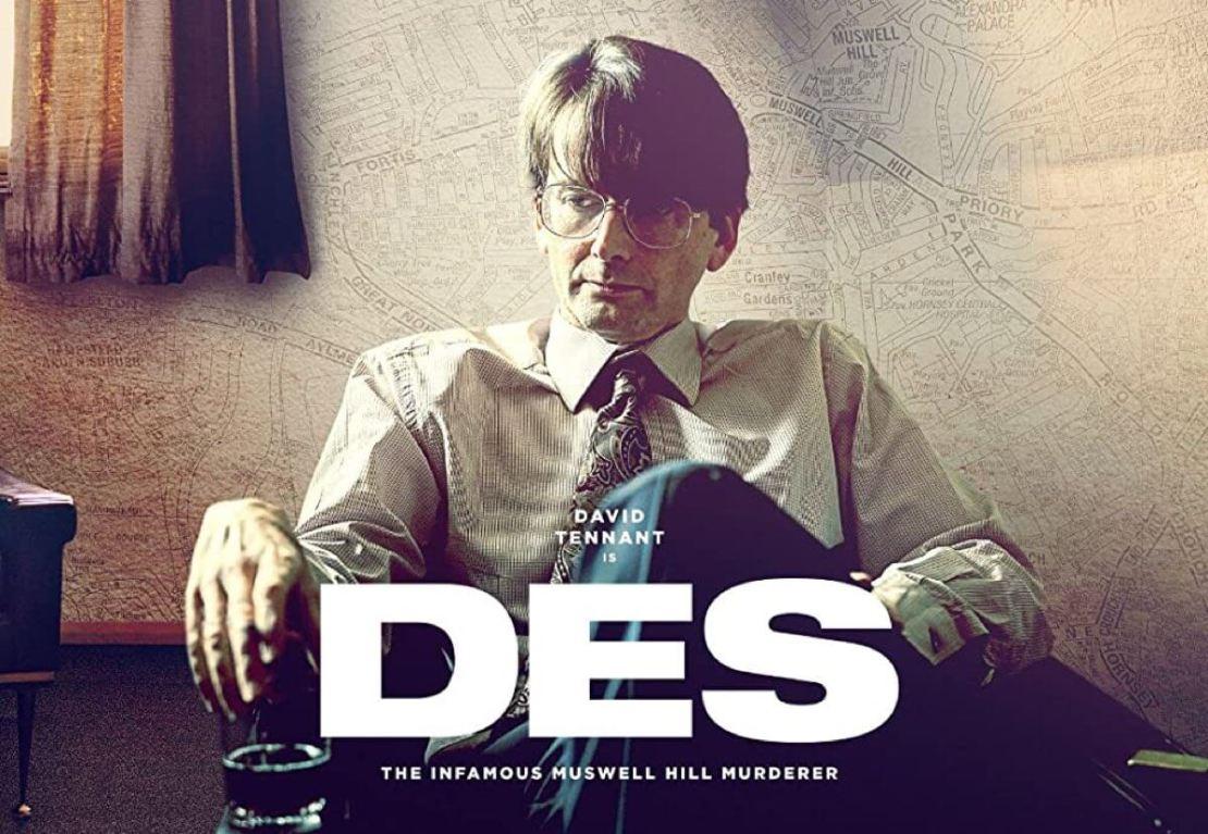 "David Tennant w miniserialu ""Des"" (HBO, 2020)"