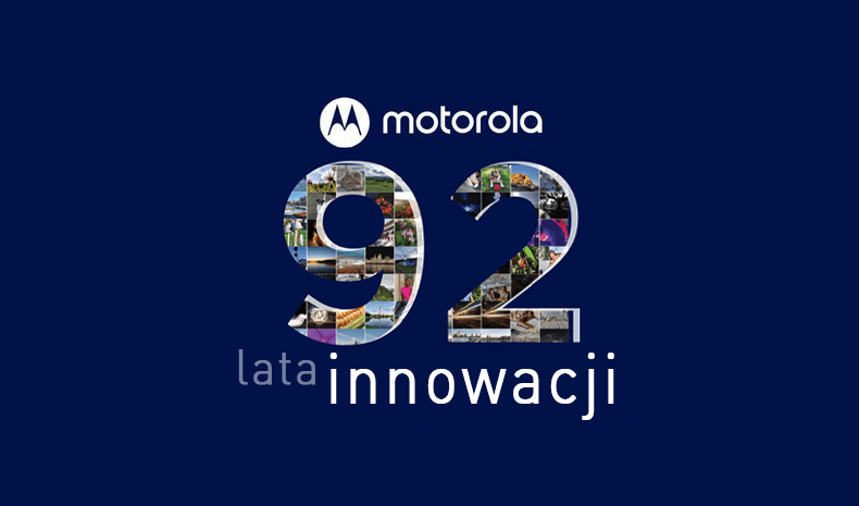 Motorola - 92 lata innowacji