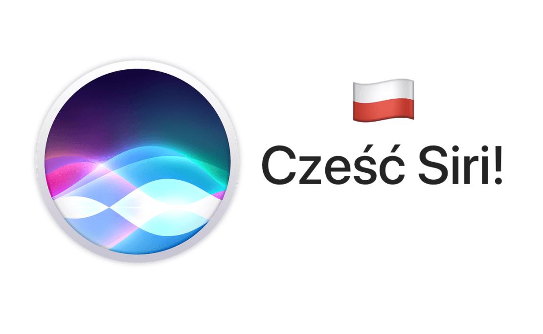 Siri po polsku?