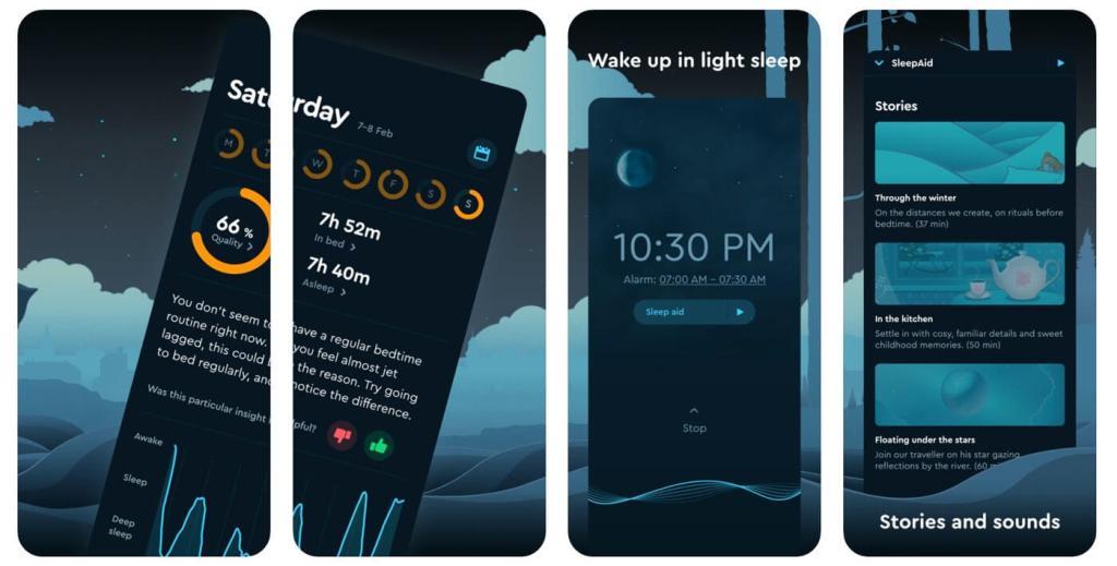 Sleep Cycle - aplikacja do monitorowania snu