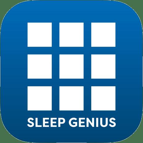 Ikona aplikacji Sleep Genius