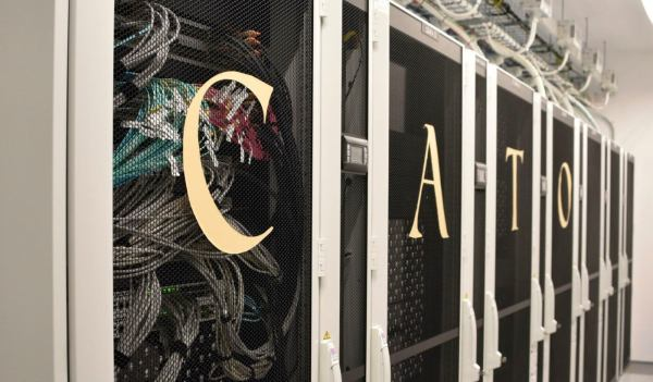 Superkomputer Cato w UKSW wesprze naukę i gospodarkę