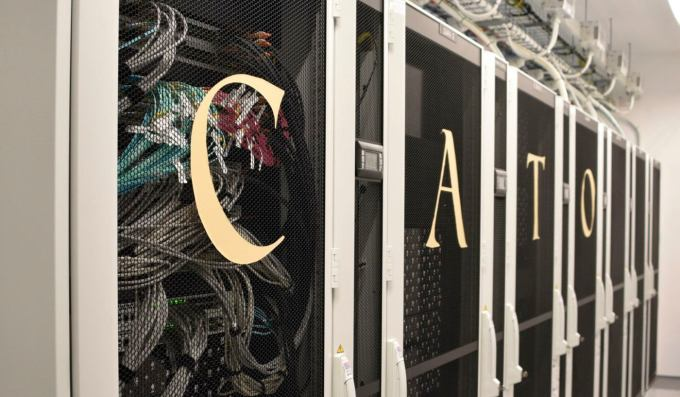 Superkomputer CATO