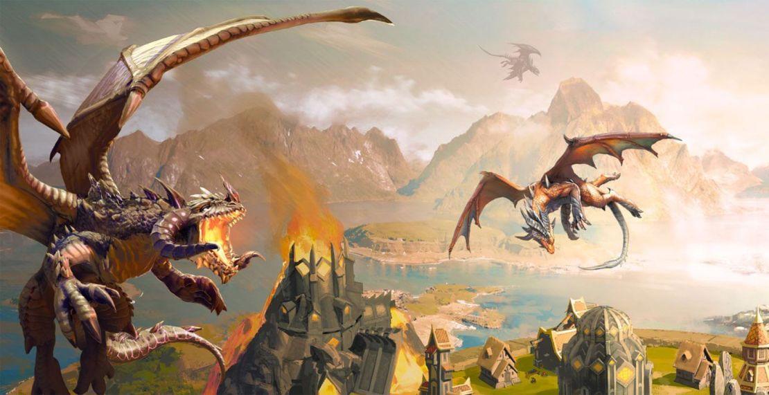 War Dragons (gra mobilna)