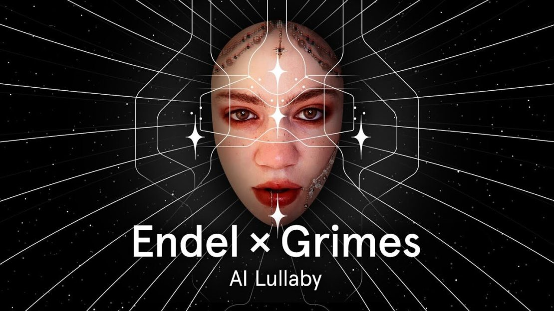 AI Lullaby – Grimes & Endel