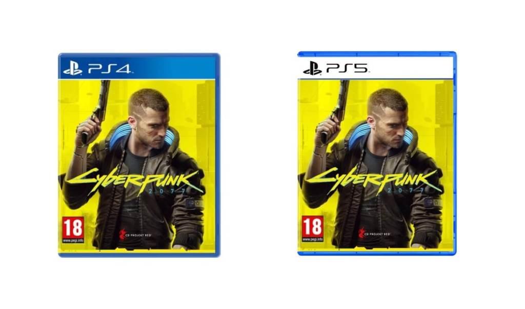 Cyberpunk PS4 i PS5