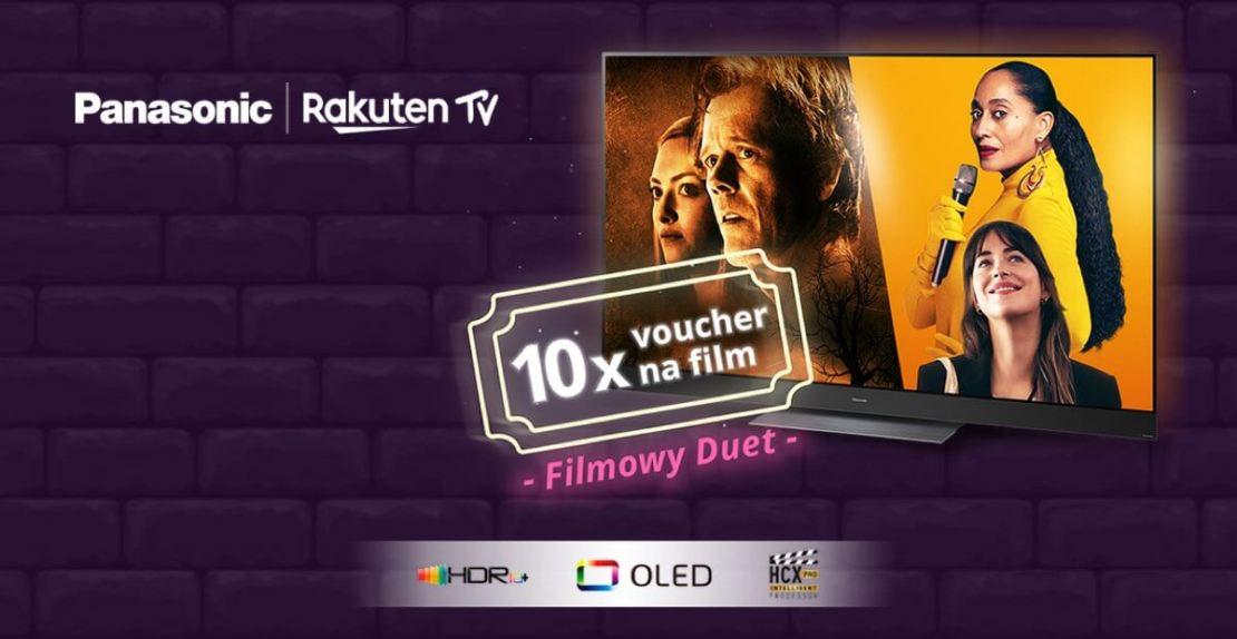 Filmowy Duet – Panasonic i Rakuten TV