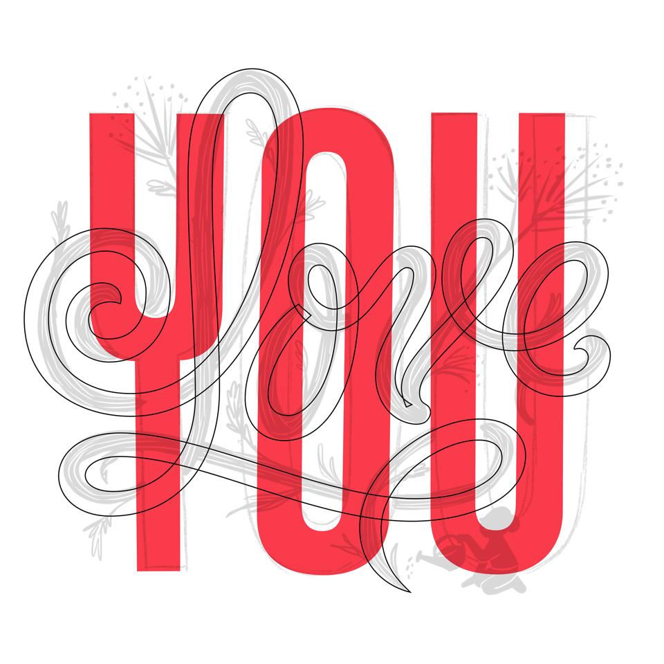 Liternictwo w Illustratorze na iPadzie