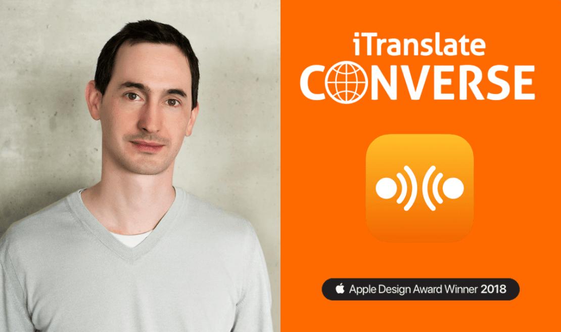 iTranslate Converse App - Alexander Marktl