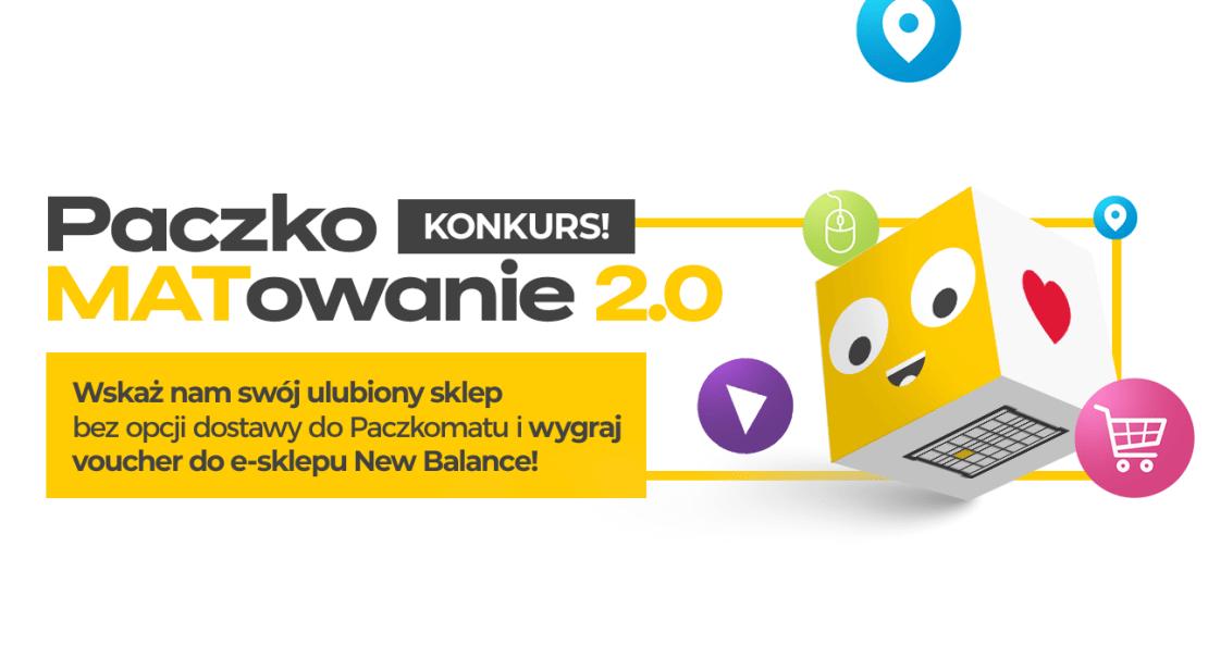 Konkurs PaczkoMATowanie 2.0 (październik 2020)