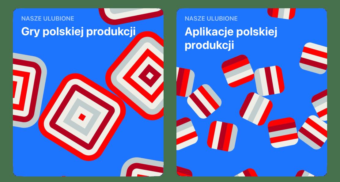 Aplikacje i gry polskiej produkcji (App Store)