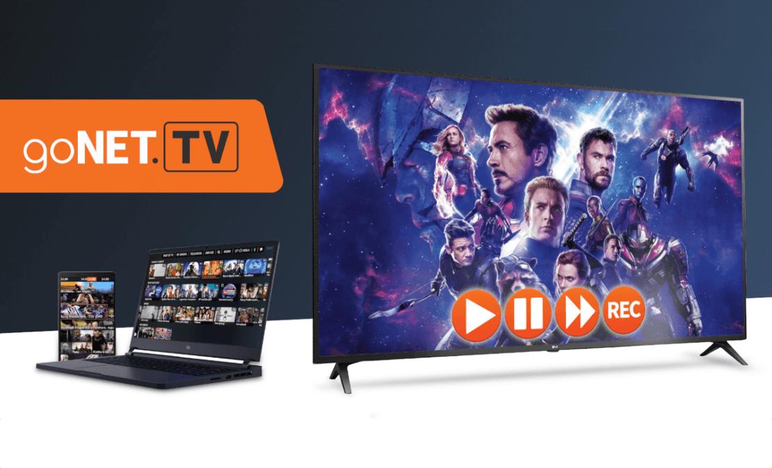 goNET.TV (usługa IPTV)