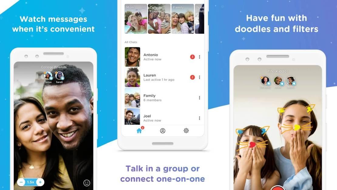 Marco Polo - Stay in Touch (aplikacja mobilna)