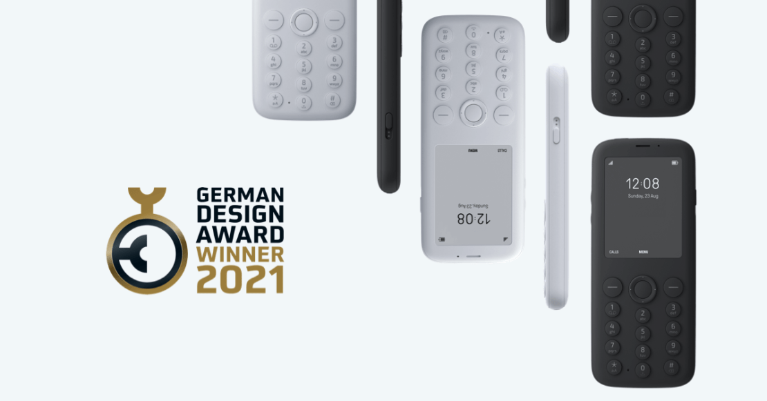 German Design Award 2021 — Mudita Pure