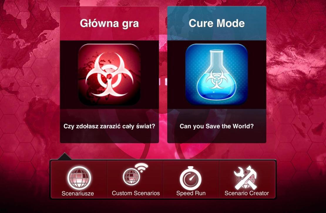 Plague Inc. — Cure Mode