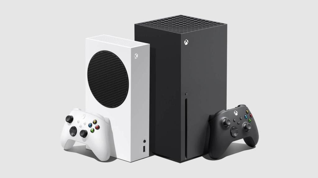 Konsole Xbox Series X|S