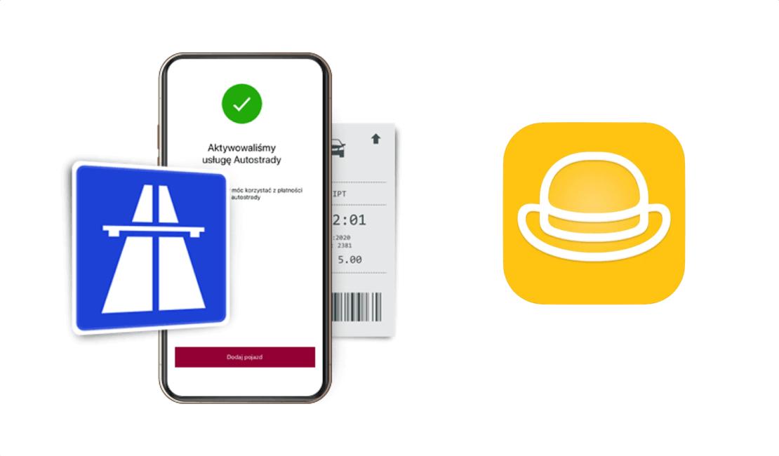 Autostrady w aplikacji Alior Mobile