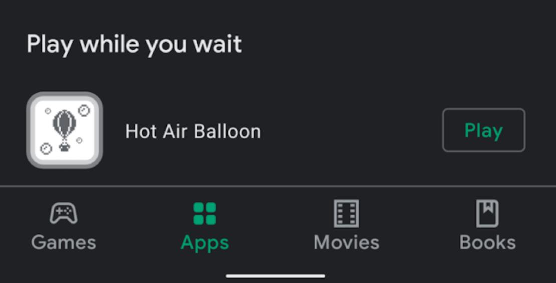 Hot Air Balloon – Google Play