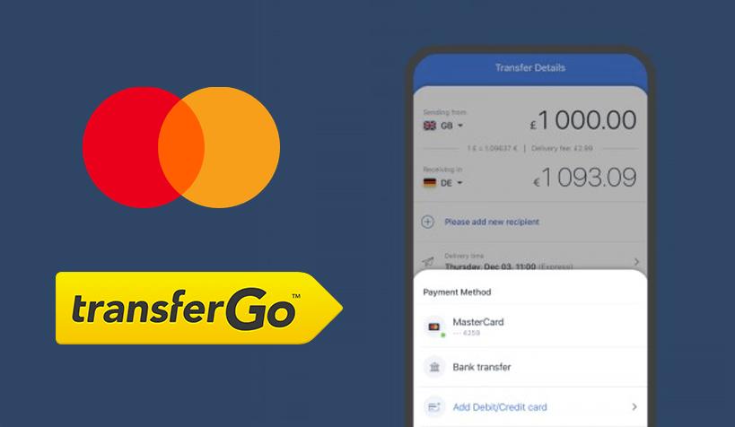 Mastercard i TransferGo wspólnie ułatwiają przekazy międzynarodowe