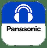 Panasonic Audio Connect (ikona aplikacji)