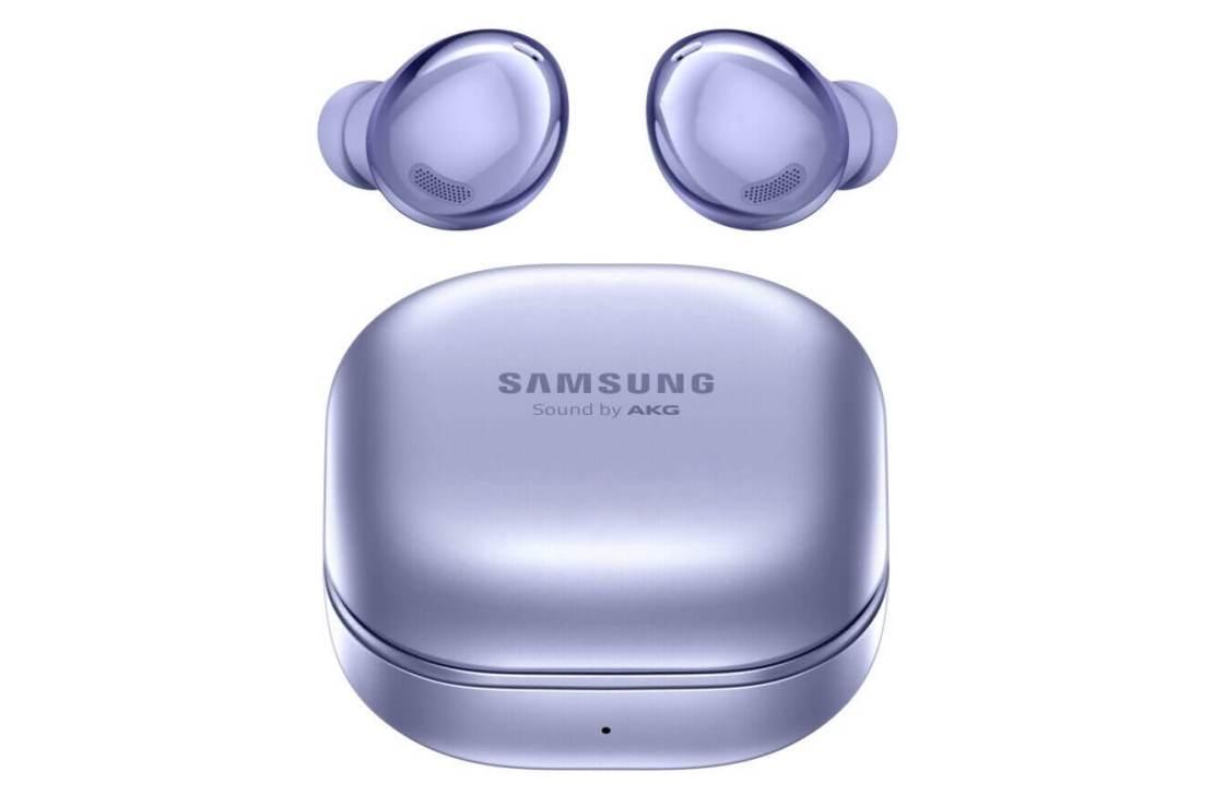 Przeciek, jak mogą wyglądać słuchawki bezprzewodowe Samsung Galaxy Buds Pro (via Voice)
