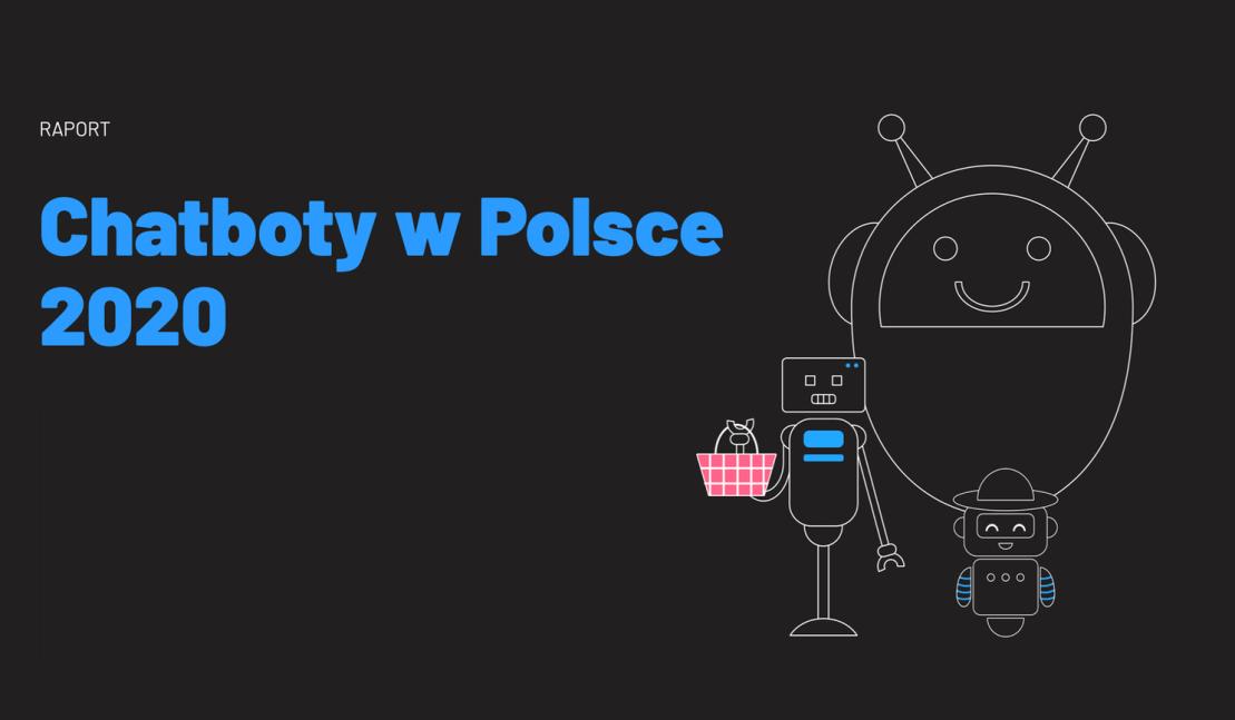 Raport: Chatboty w Polsce 2020