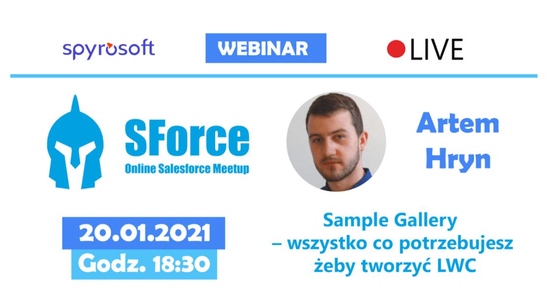 SForce - Online Salesforce Meetup #11
