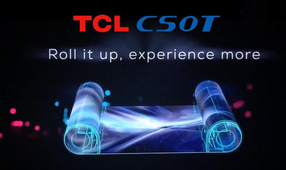 Rozwijany tablet TCL CS0T (17-cali OLED)