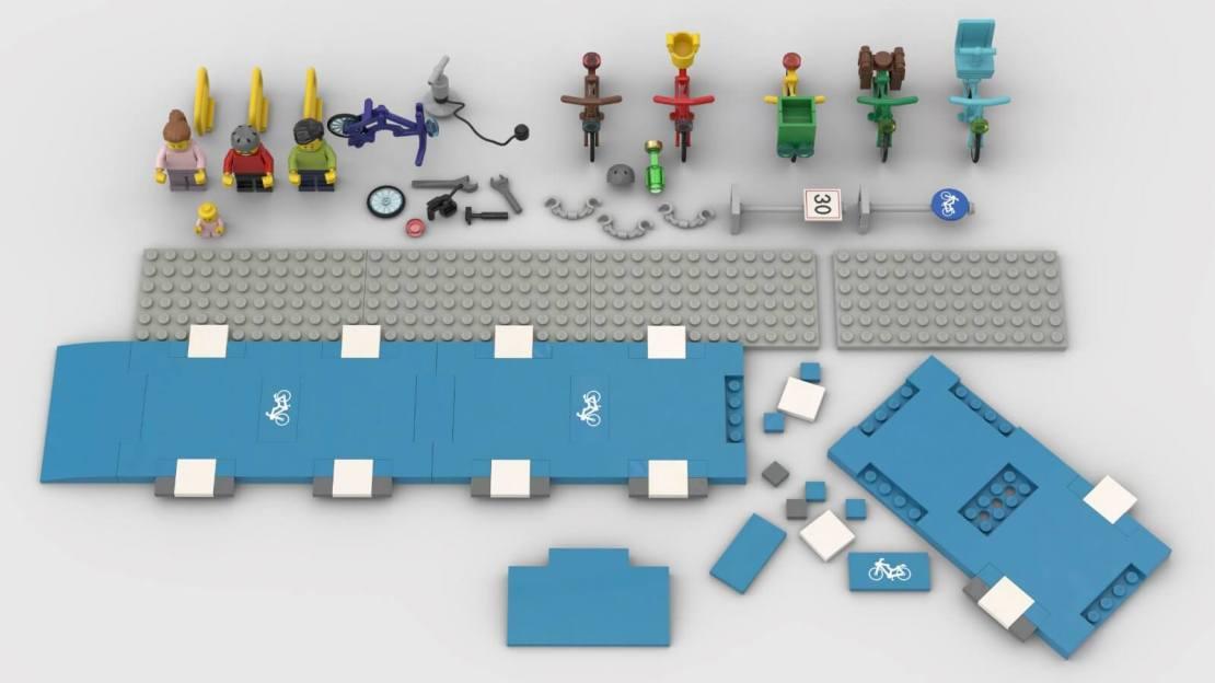 Bile Lines by Marcel Steeman (LEGO Ideas)