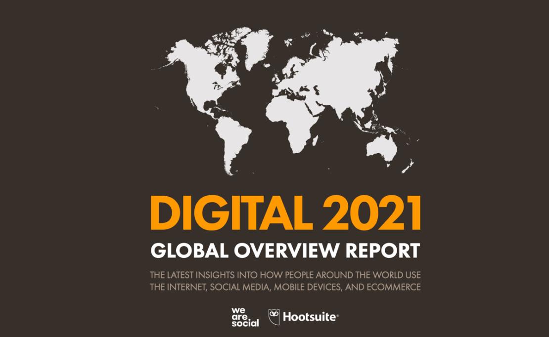 "Raport ""Digital 2021"""