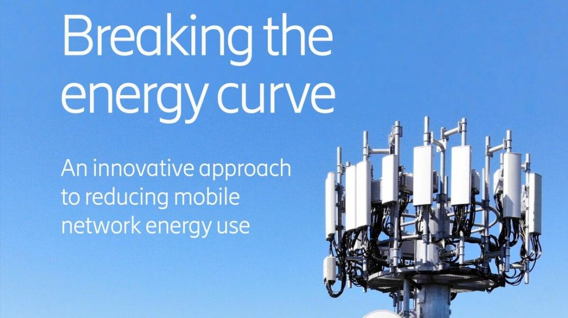 Jak przełamać rosnącą krzywa energetyczną? (raport Ericsson, 2021)