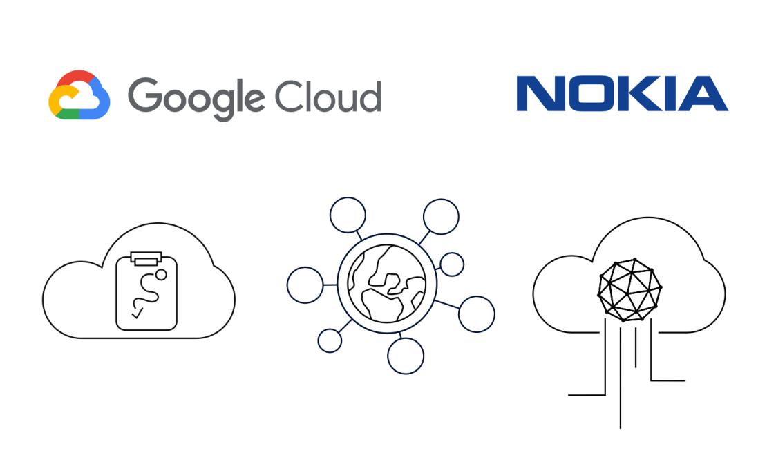 Google i Nokia rozpoczynają współpracę w zakresie rozwiązań 5G w chmurze