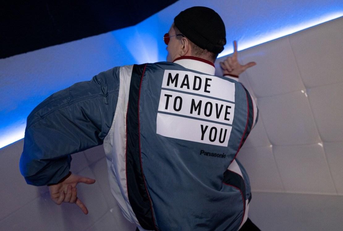 "Konkurs -  ""Made To Move You"" - kurtka Panasnic x Neige"