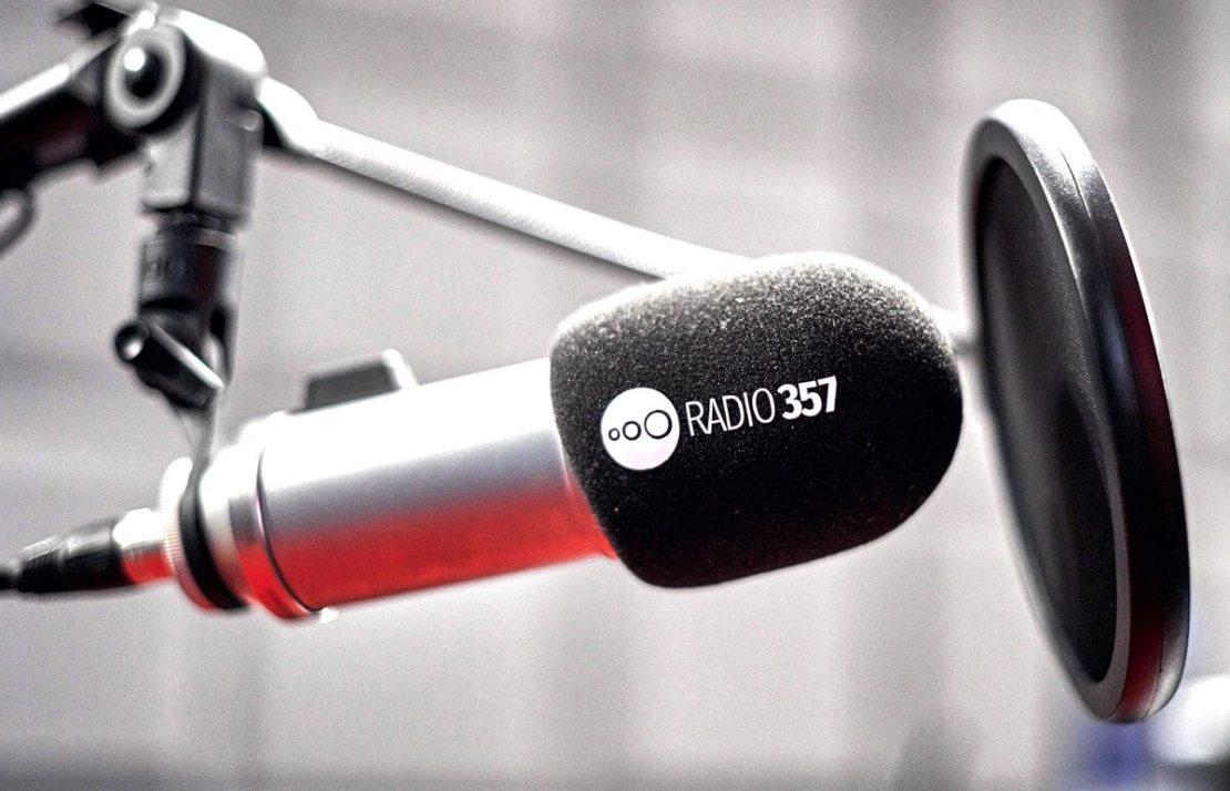 Radio 357 – mikrofon